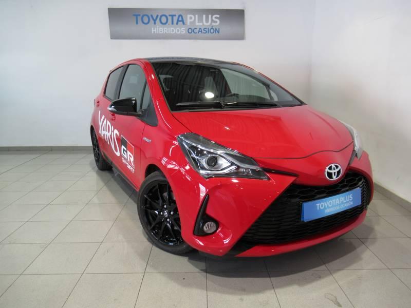 Toyota Yaris 1.5 Hybrid GR-SPORT