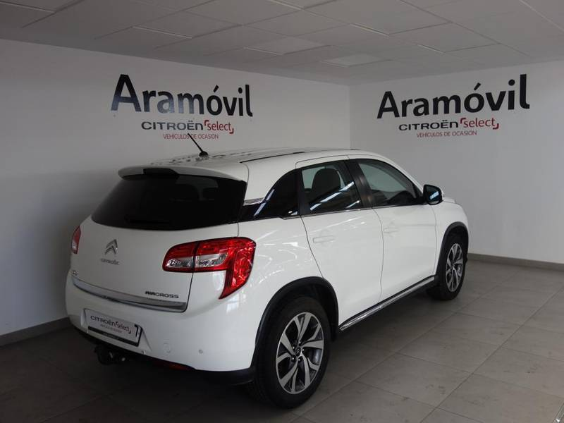 Citroën C4 Aircross 1.6 HDi 115cv Seduction