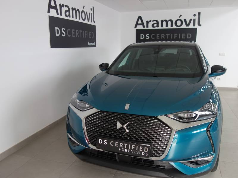DS DS 3 Crossback PureTech 115 kW Automático GRAND CHIC Grand Chic