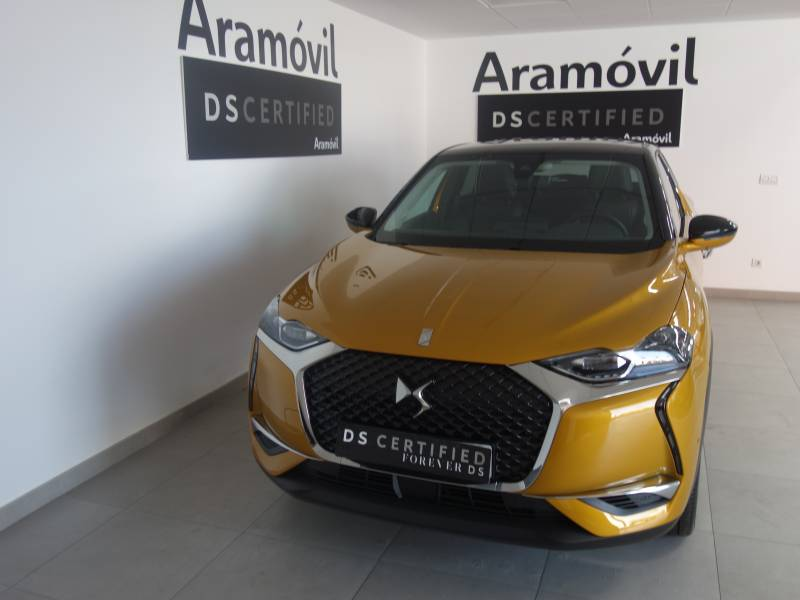 DS DS 3 Crossback PureTech 115 kW Automático SO CHIC So Chic