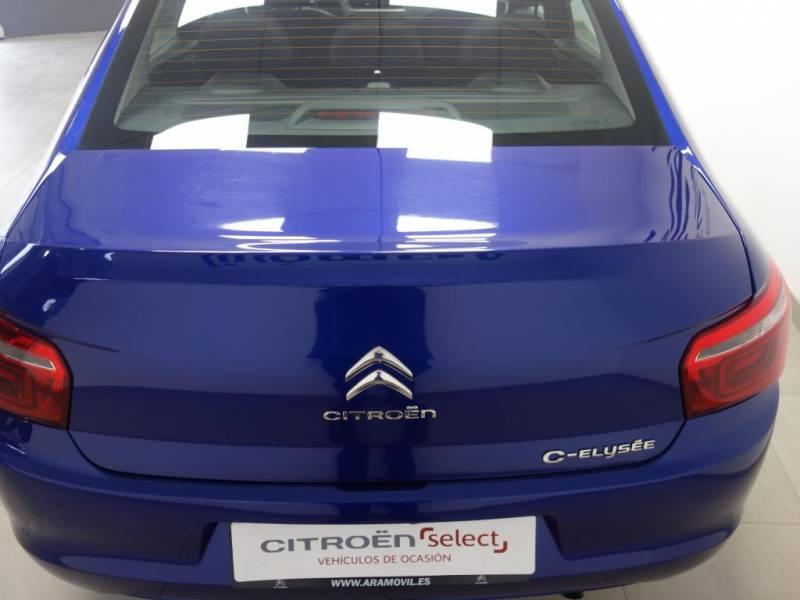 Citroën C-Elysée BlueHDi 73KW (100CV) Shine