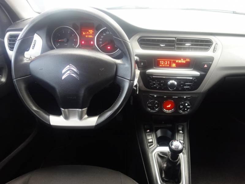 Citroën C-Elysée BlueHDi 100cv Exclusive