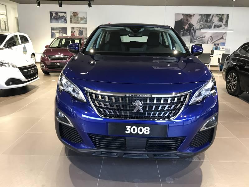 Peugeot 3008 1.2 PURETECH 130CV ACTIVE Active