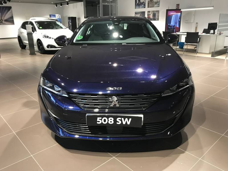 Peugeot 508 BlueHDi 130CV S&S EAT8 Allure