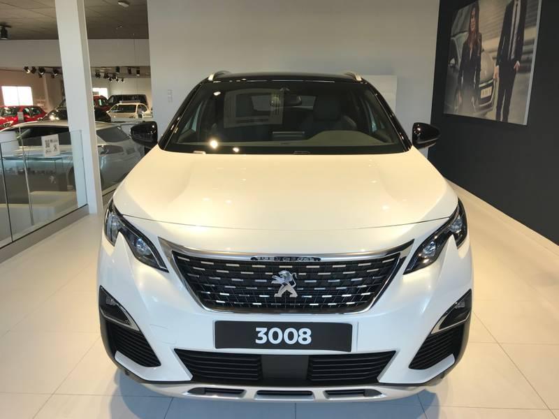 Peugeot 3008 BlueHDi 130CV S&S EAT8 GT Line