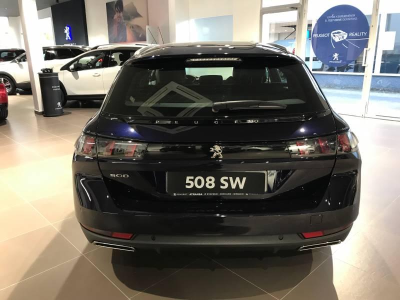 Peugeot 508 BlueHDi 130CV S&S EAT8 Allure