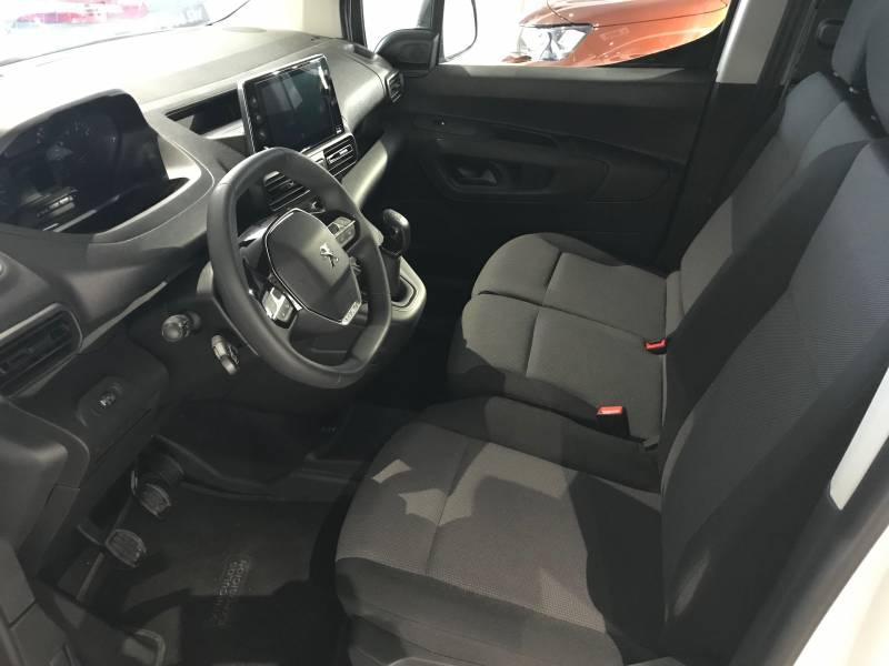 Peugeot Partner Standard 600kg BlueHDi 75CV Premium