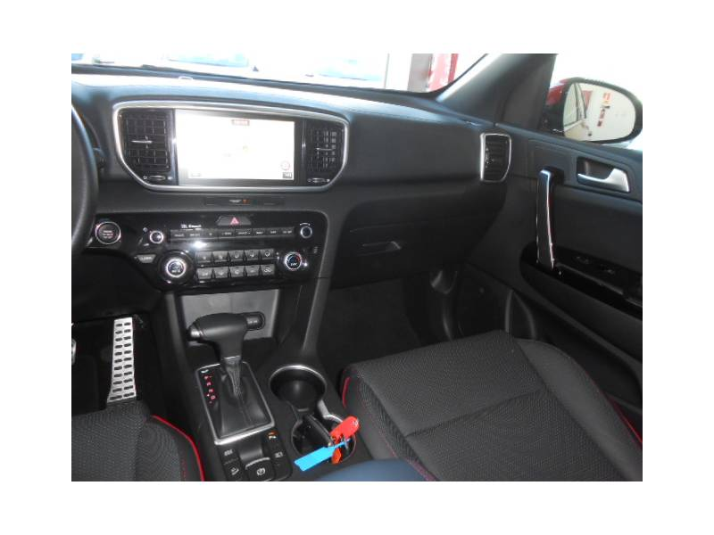 KIA Sportage 1.6 CRDi 100kW   DCT 4x2 GT Line Essential