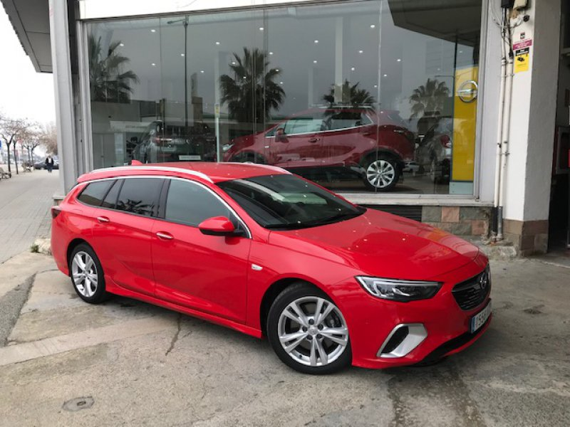 Opel Insignia Sports Tourer 2.0 CDTi 210cv AT8 4x4 GSI