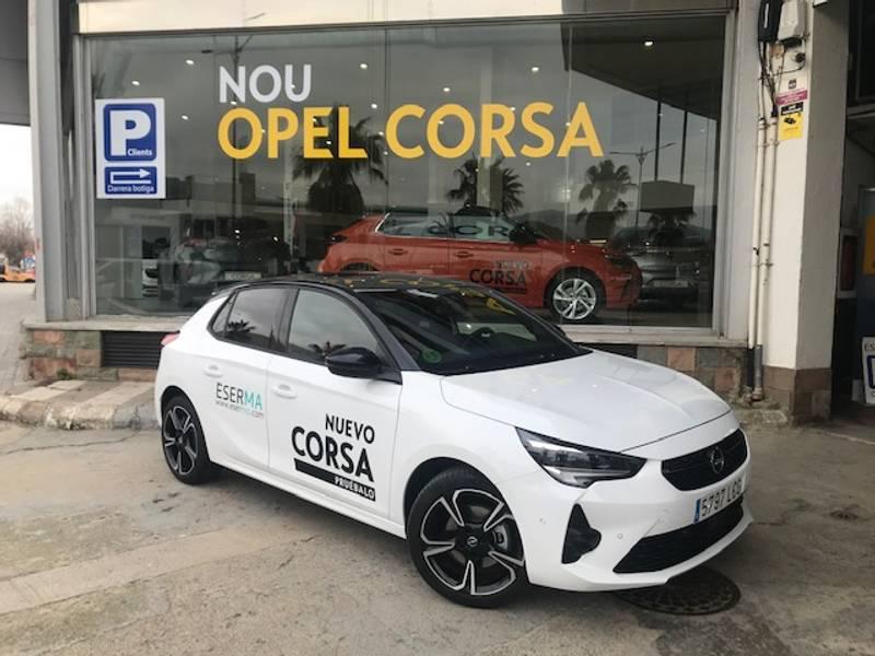 Opel Corsa 1.2T S/S 100CV GS-Line