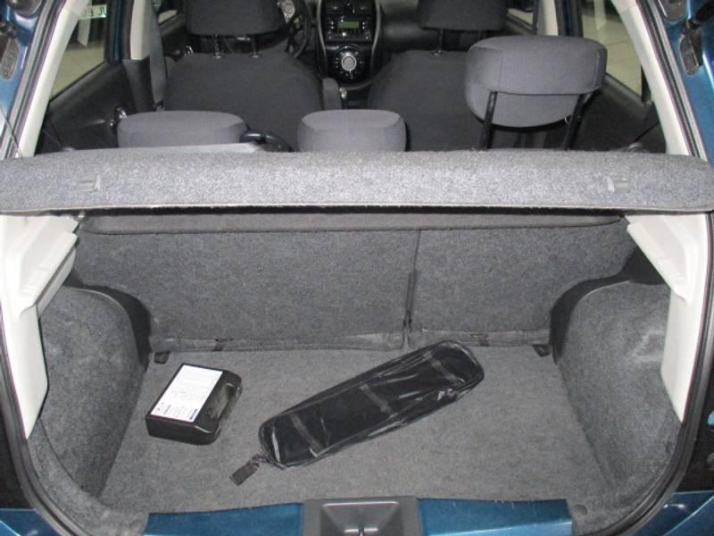 Nissan Micra 5p 1.2G ACENTA