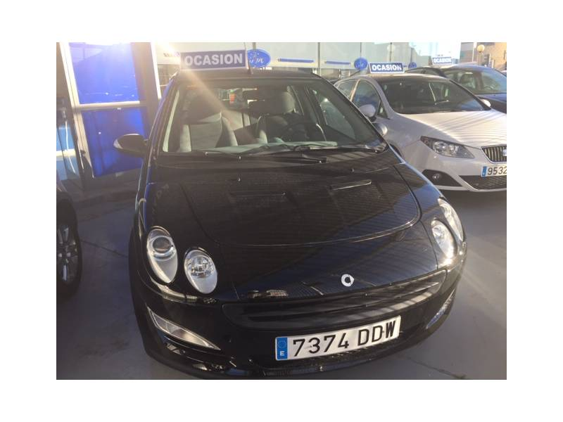 Smart Forfour 1.1 blackbasic Blackbasic