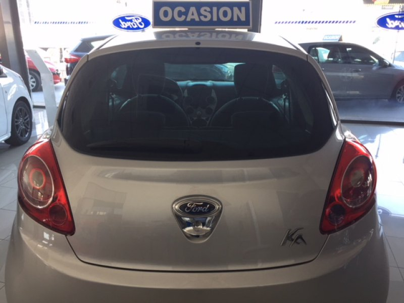 Ford KA 1.2 Duratec Auto-Start-Stop Titanium+