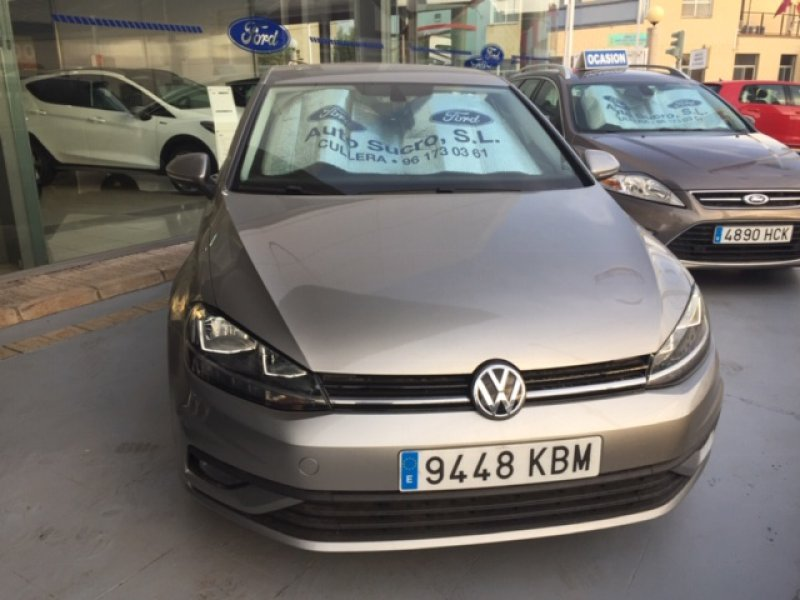 Volkswagen Golf 1.6 TDI 115cv Business & Navi