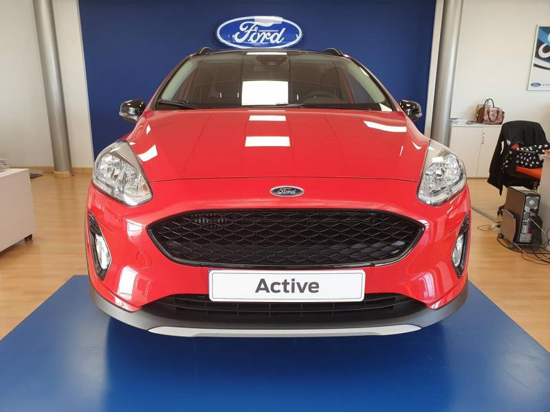 Ford Fiesta 1.0 EcoBoost 63kW S/S 5p Active