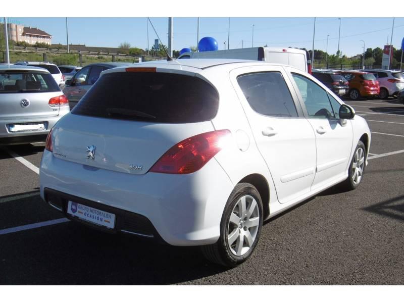 Peugeot 308 1.6 HDI   80kW (110 CV)FAP 5 velocidades Sport