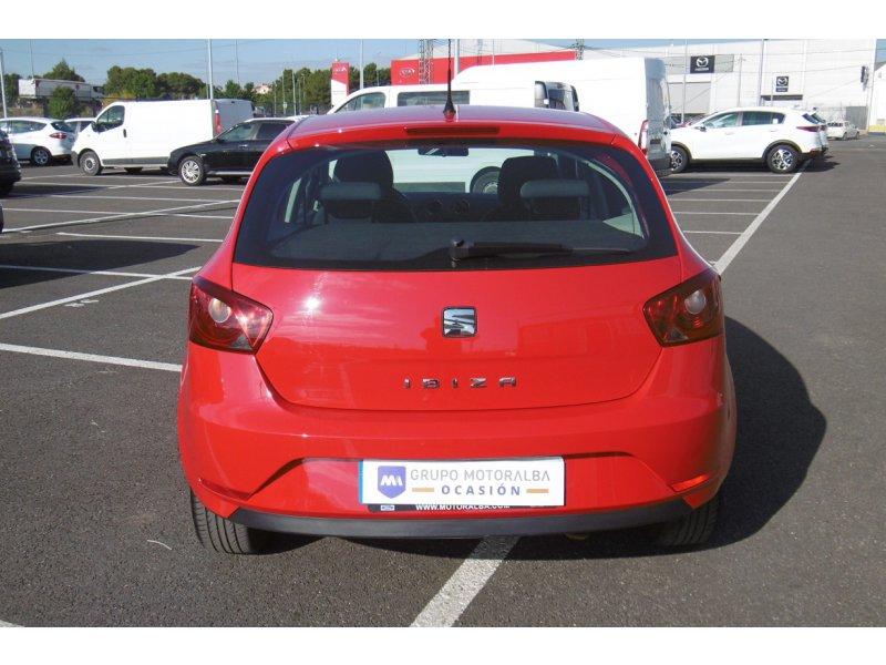 SEAT Ibiza 1.2 12v  51 kW (70cv) Reference ITech