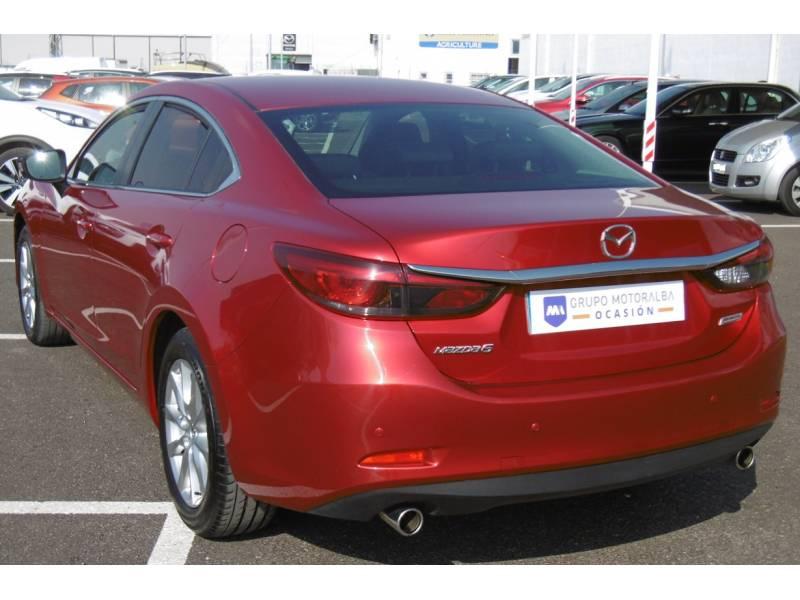 Mazda Mazda6 2.2 DE 110kW(150CV) AT   Nav Style+ Navi
