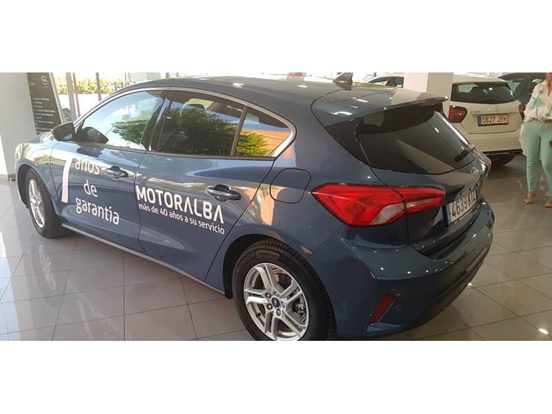 Ford Focus 1.0 Ecoboost 92kW Trend+