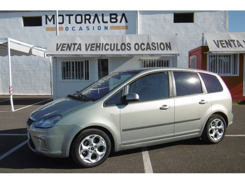 Ford C-Max 1.6 TDCi 80 kW(109CV) Trend Sun