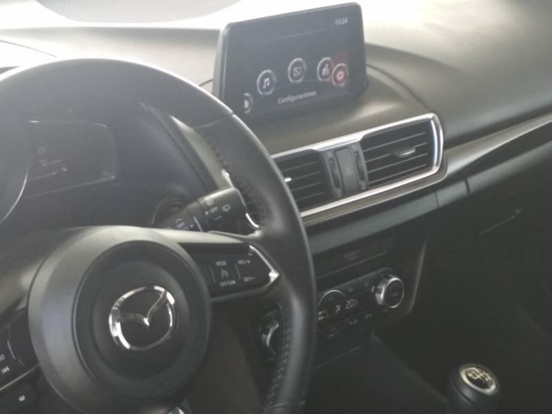 Mazda Mazda3 2.2 DE MT  110kW ( 150CV ) Luxury+Navegador