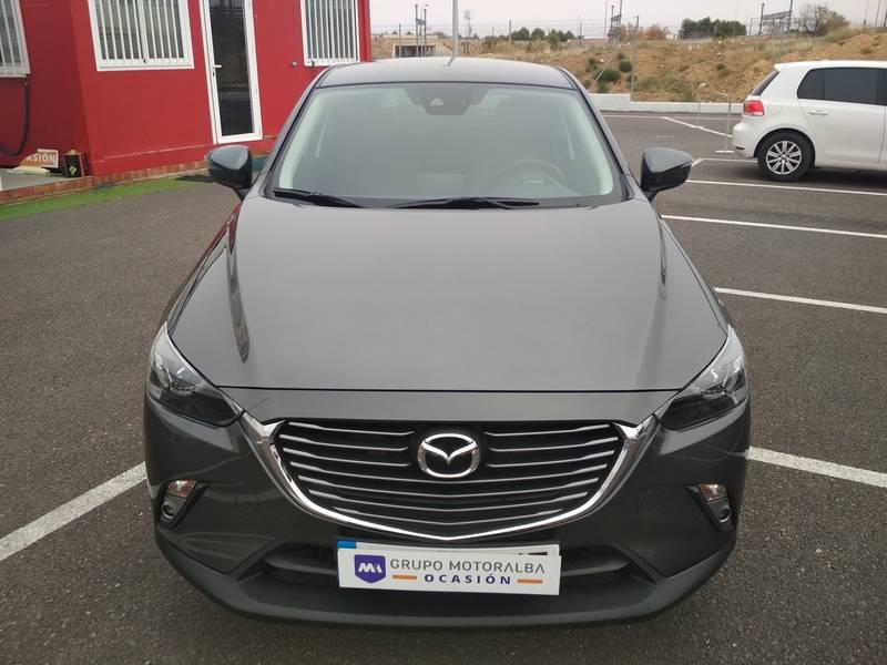 Mazda CX-3 2.0 SKYACTIV GE   2WD 88kW( 120CV ) Senses Edition