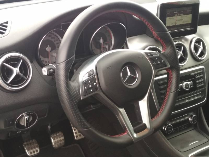 Mercedes-Benz Clase GLA GLA 200 CDI 125kW(170CV) AMG Line