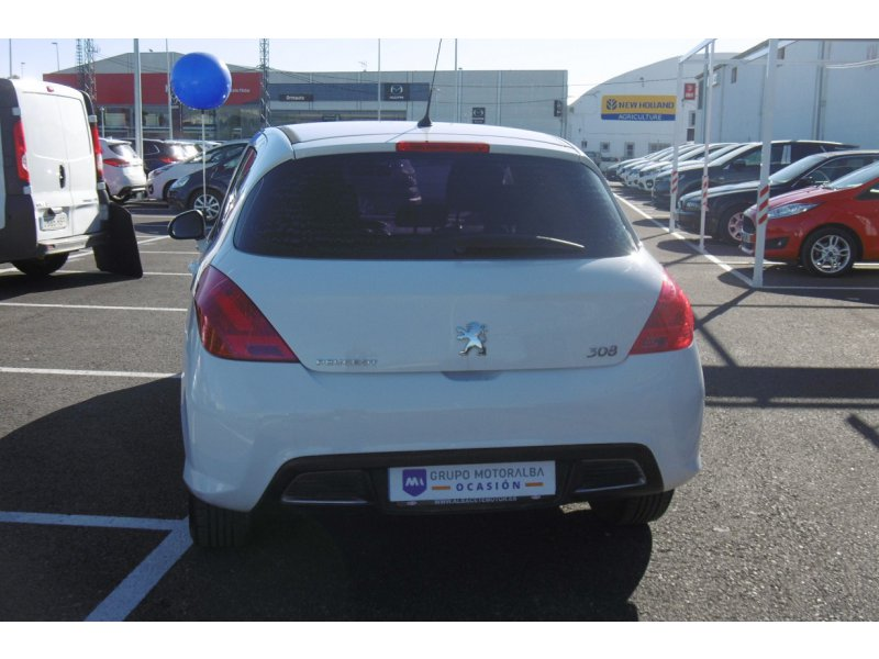Peugeot 308 1.6 HDI 80 kW (110CV) FAP 5 velocidades Sport