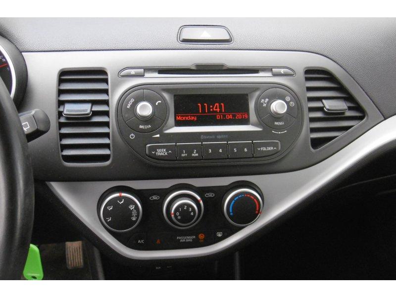 KIA Picanto 1.0 CVVT  49 kW (66CV ) Concept