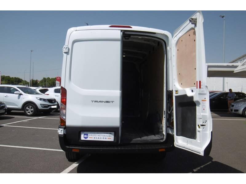 Ford Transit Custom Van 2.0 TDCI  96 kW (130cv) 340 L2 Ambiente