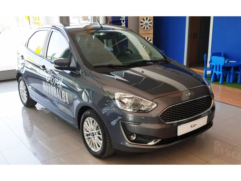 Ford Ka+ 1.2 Ti-VCT 63kW 85CV Ultimate
