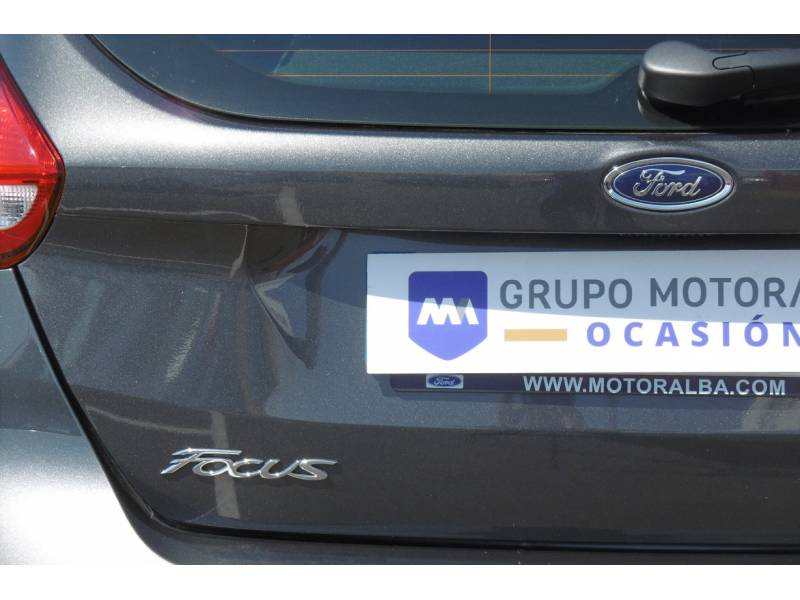 Ford Focus 1.0 Ecoboost Auto-St.-St. 92kW Trend+