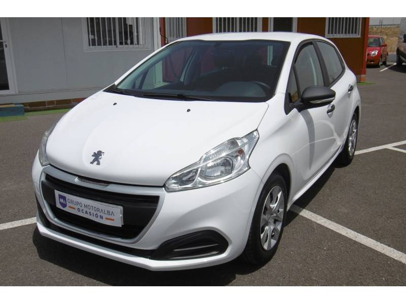 Peugeot 208 BUSINESS LINE 1.6 HDI 55kW(75CV) BlueHDi 75 Business Line