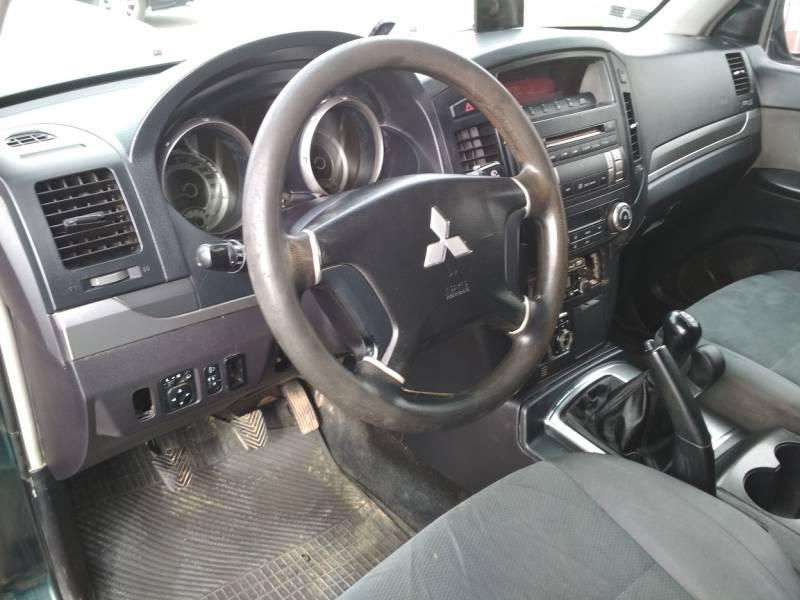 Mitsubishi Montero 3.2 DI-D 118kW(160CV) Invite