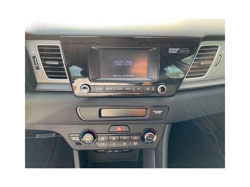 KIA Niro 1.6 GDi Híbrido 104kW (141CV) Concept