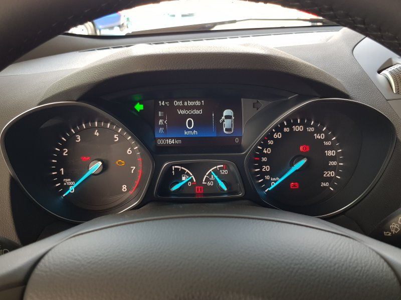 Ford Kuga 2.0 TDCi 110kW 4x2 Titanium