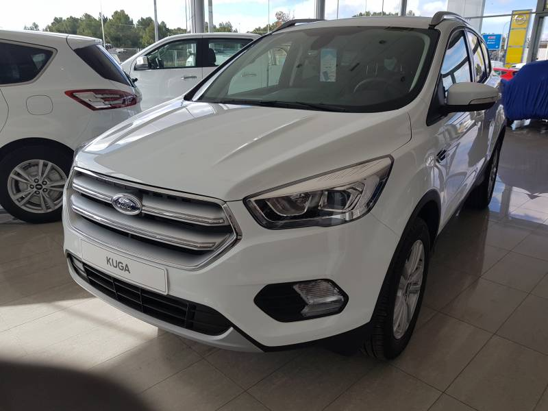 Ford Kuga 1.5 EcoBoost 88kW 4x2 Trend+