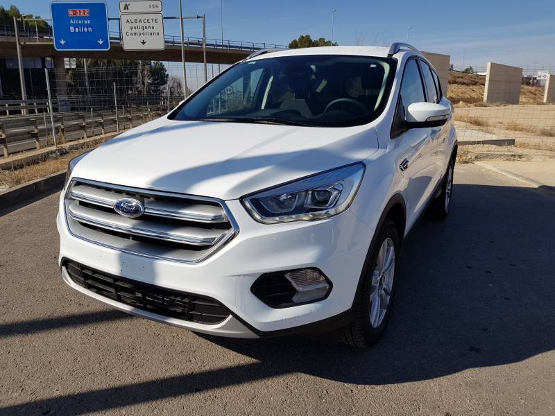 Ford Kuga 1.5 EcoBoost 88kW A-S-S 4x2  120cv Trend+