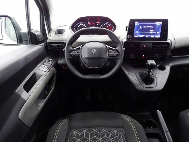Peugeot Rifter 1.2