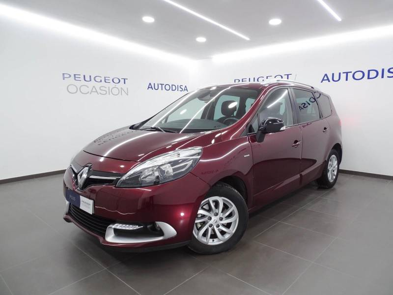 Renault Grand Scénic Energy dCi 130 eco2 7p Euro 6 LIMITED