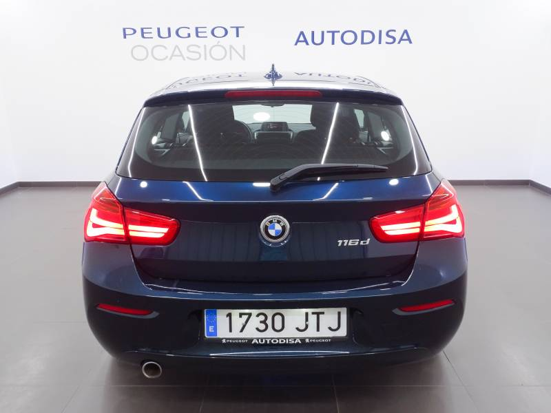 BMW Serie 1 1.6
