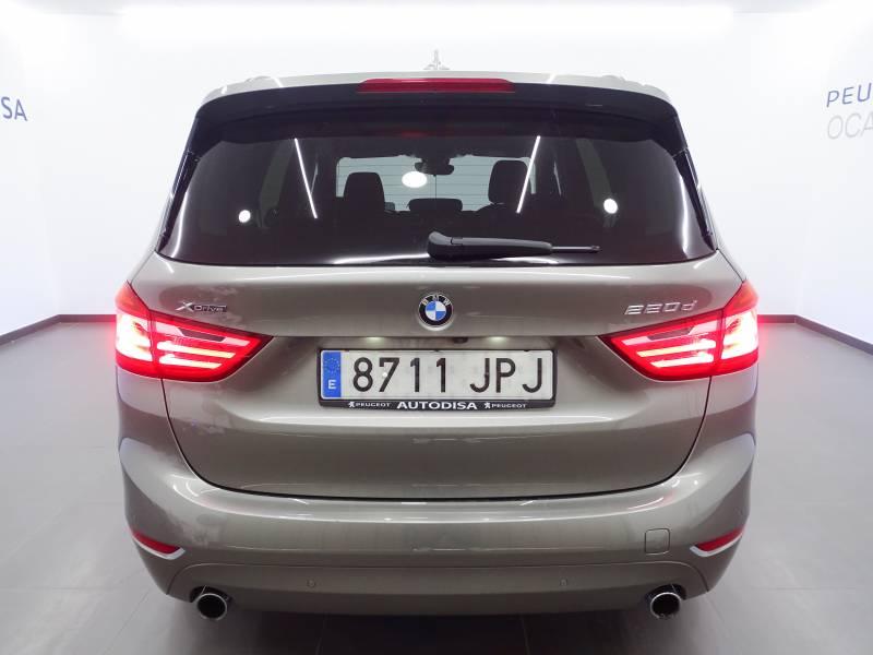 BMW Serie 2 Gran Tourer 2.0D