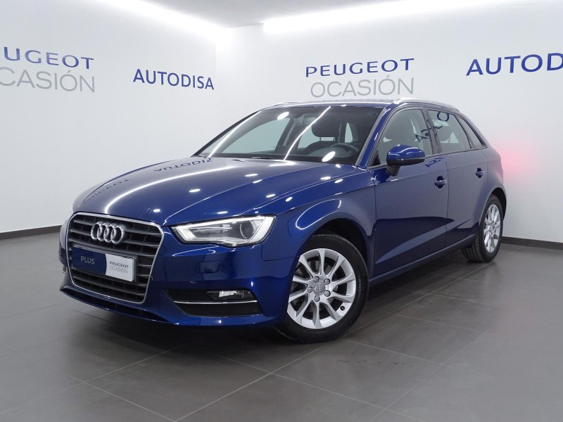 Audi A3 Sportback 1.4 TFSI 125cv S tr Attraction