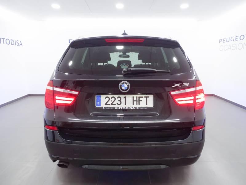 BMW X3 2.0