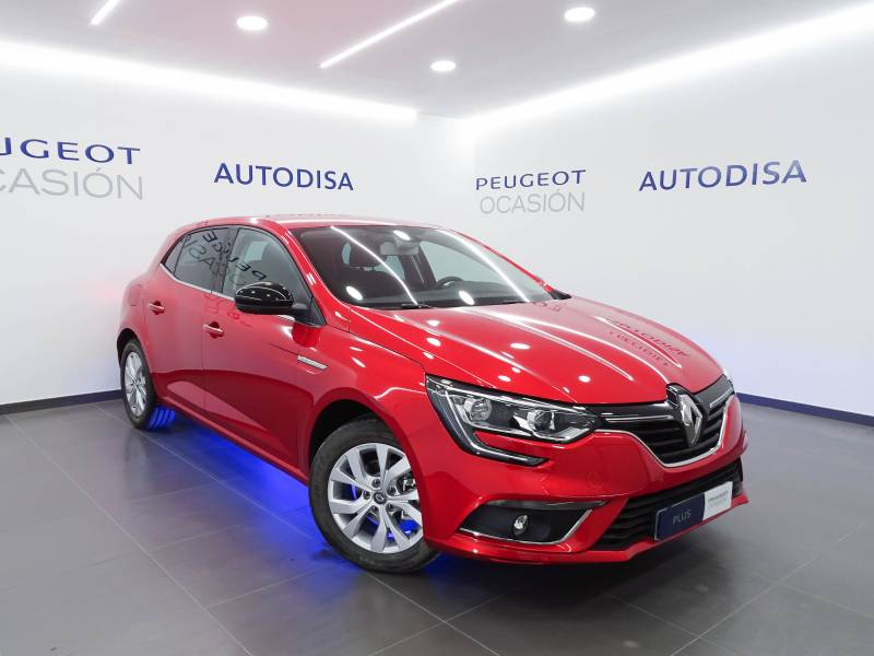 Renault Mégane Energy TCe 74kW (100CV) Limited