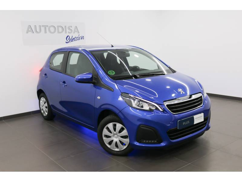 Peugeot 108 1.2