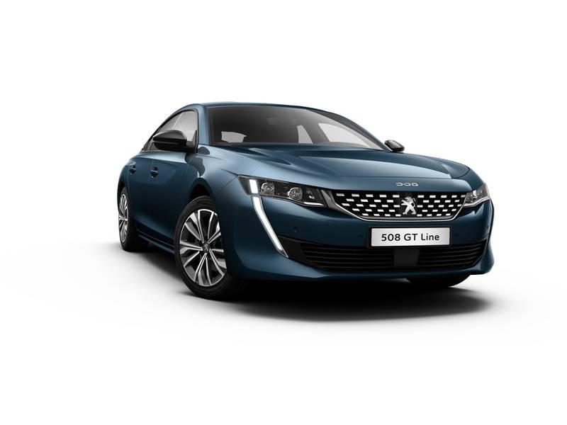 Peugeot 508 5P   BlueHDi 96kW (130) S&S EAT8 GT Line