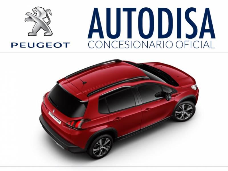 Peugeot 2008 BlueHDi 88KW (120CV) Auto GT Line