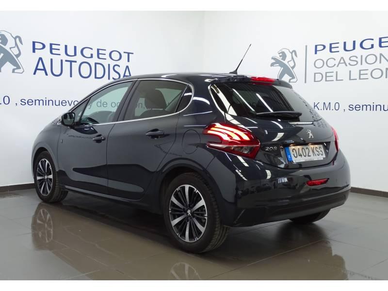 Peugeot 208 5P Tech Edit. PureTech 81KW (110CV) S&S Tech Edition