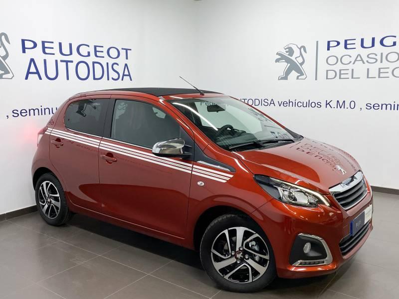 Peugeot 108 VTi 75 S&S MAN 5 Vel